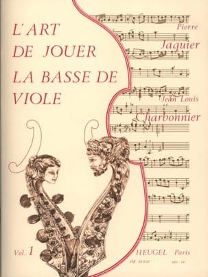 Art de jouer de la basse de viole - Volume 1 laflutedepan
