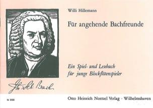 Für angehende Bachfreunde Johann Sebastian Bach Partition laflutedepan