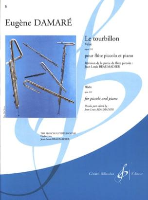 Le Tourbillon op. 212 Eugène Damaré Partition laflutedepan