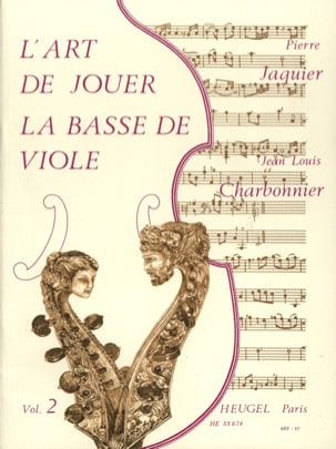 L'Art de jouer de la basse de viole - Volume 2 laflutedepan