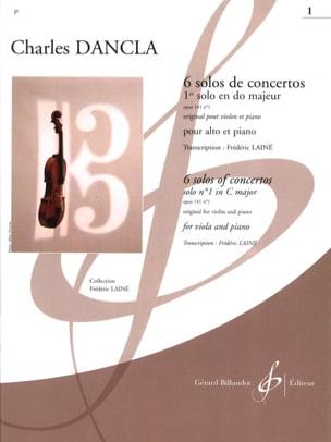 1er Solo de concerto op. 141 n° 1 en do majeur - Alto laflutedepan