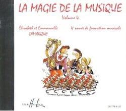 CD - la Magie de la Musique Volume 4 laflutedepan