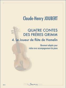 Quatre contes des frères Grimm : 4. Le joueur de flute de Hamelin - laflutedepan.com