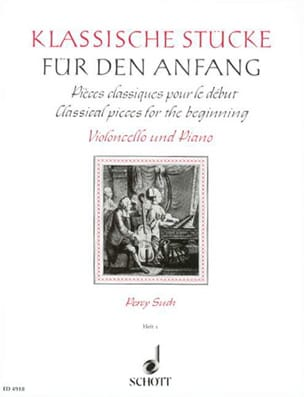 Klassische Stücke für den Anfang, Bd 1 Percy Such laflutedepan