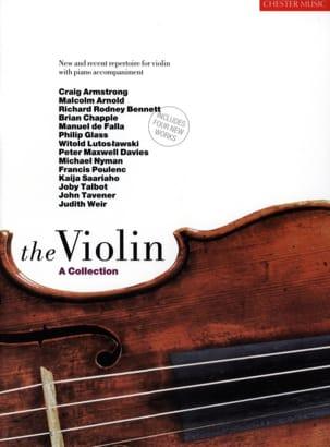 The Violin - A Collection - Partition - Violon - laflutedepan.com