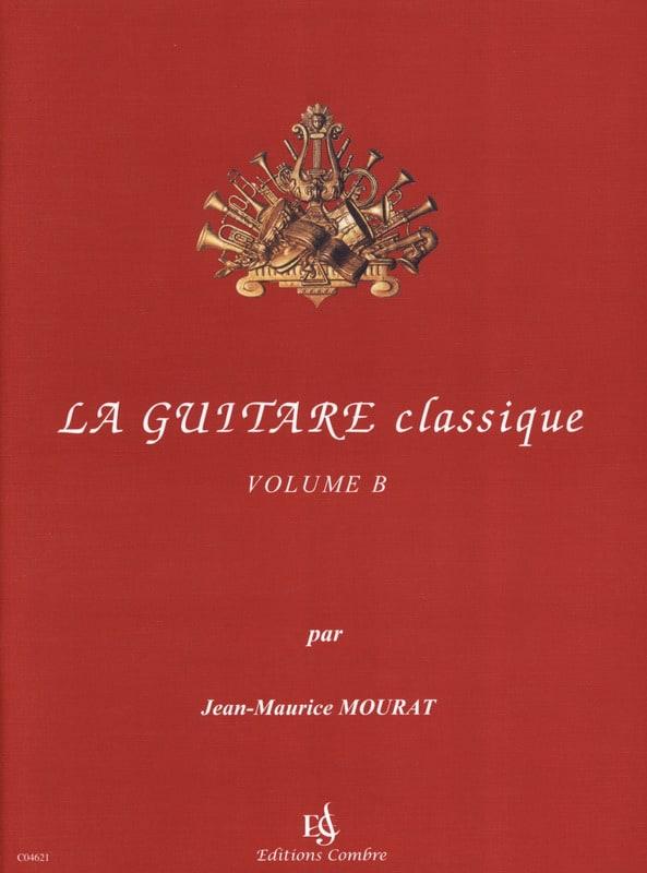 La Guitare Classique Volume B - CD inclus - laflutedepan.com