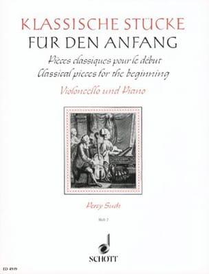Klassische Stücke für den Anfang, Bd 2 Percy Such laflutedepan