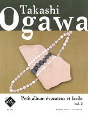 Petit Album Evocateur et Facile Vol 2 Takashi Ogawa laflutedepan