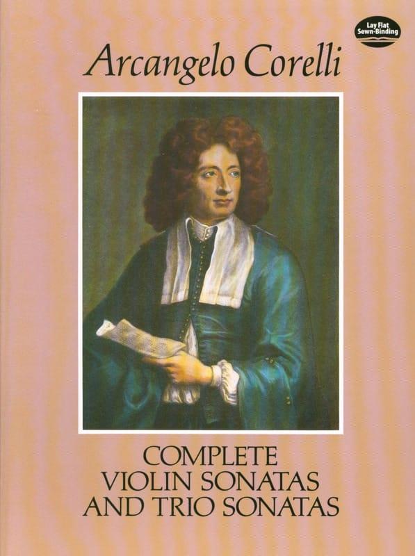 Complete Violin Sonatas and Trio Sonatas - Conducteur - laflutedepan.com