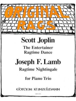 The Entertainer - Ragtime Dance / Ragtime Nightingale laflutedepan