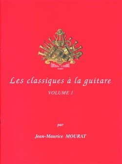 Les Classiques à la Guitare - Volume 1 laflutedepan