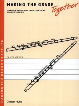 Making the grade Together - Flute Duets Lynda Frith laflutedepan