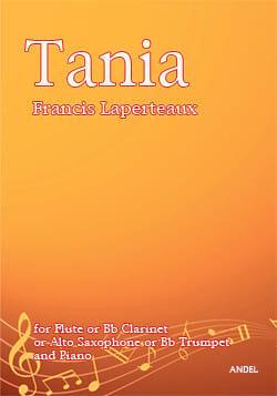 Tania - Francis Laperteaux - Partition - laflutedepan.com
