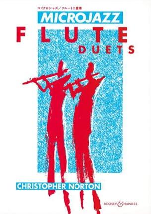 Microjazz Flute Duets Christopher Norton Partition laflutedepan