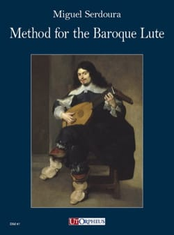 Method for the Baroque Luth Miguel Serdoura Partition laflutedepan