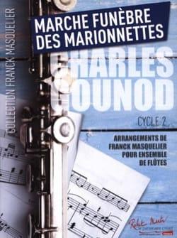 Marche Funèbre des Marionettes - Ensemble de Flûtes laflutedepan