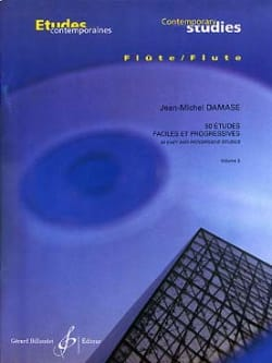 50 Etudes faciles et progr. - Volume 2 laflutedepan