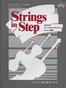 Strings in step, book 1 - Piano accompaniments laflutedepan