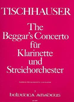 The Beggar's Concerto -Klarinette Klavier laflutedepan