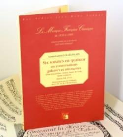 6 Sonates en quatuor op. 12 - laflutedepan.com
