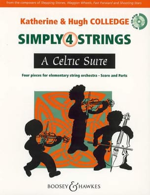 Simply 4 Strings - A Celtic Suite Rom Partition laflutedepan