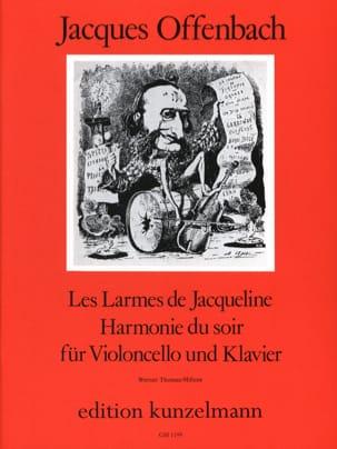 Les Larmes de Jacqueline op. 76 n° 2 / Harmonie du Soir laflutedepan