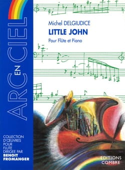 Little John Michel Delgiudice Partition laflutedepan