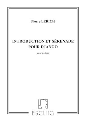 Introduction et Sérénade pour Django - laflutedepan.com