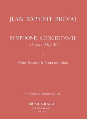 Symphonie concertante in F major op. 31 laflutedepan