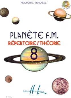 Planète FM 8 - Répertoire + Théorie Marguerite Labrousse laflutedepan