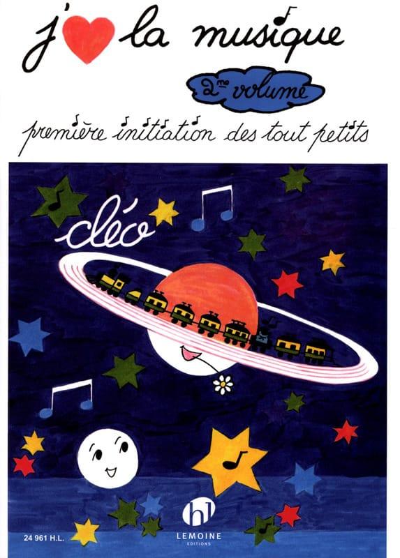 J'aime la Musique Volume 2 - Partition - laflutedepan.com
