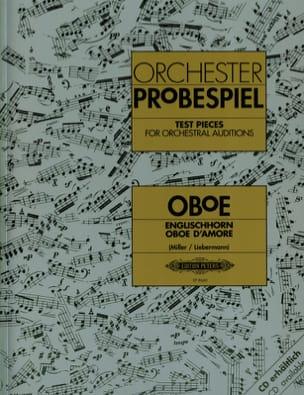 Traits d'orchestre pour hautbois, cor anglais et hautbois d'amour laflutedepan