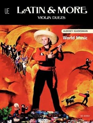 Latin & More Violin Duets Aleksey Igudesman Partition laflutedepan