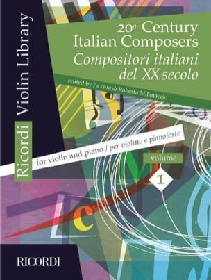 20世紀イタリアの作曲家 - アンソロジー1 - Partition - di-arezzo.jp
