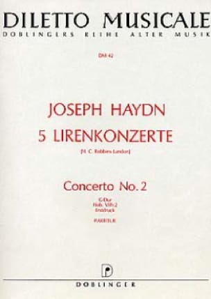 5 Concerti - Concerto Nr. 2 G-Dur -2 Altblockflöten Klavier - laflutedepan.com