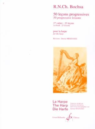 50 Lecons progressives - Volume 1 Charles Bochsa laflutedepan