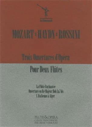 3 Ouvertures d'Opéra pour 2 Flûtes laflutedepan