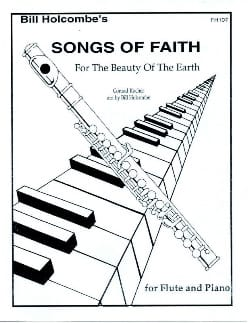 For the beauty of the earth Songs of Faith Bill Holcombe laflutedepan