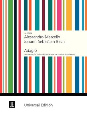 Adagio BWV 974 N°2 laflutedepan