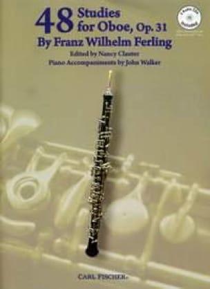 48 Studies for Oboe - Franz Wilhelm Ferling - laflutedepan.com