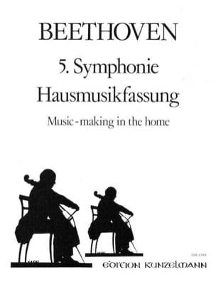 Symphonie n° 5 - 2 Violoncelles laflutedepan