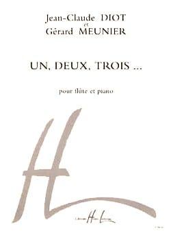 Meunier Gérard / Diot Jean-Claude - One two Three.... - Partition - di-arezzo.com
