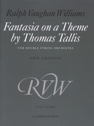 Fantasia on a theme by Thomas Tallis Score laflutedepan