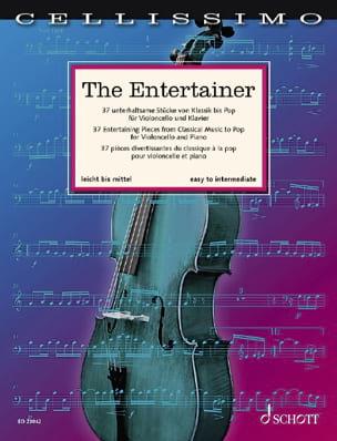 The Entertainer Partition Violoncelle - laflutedepan