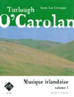 Musique Irlandaise Volume 1 - Carolan Turlough O' - laflutedepan.com