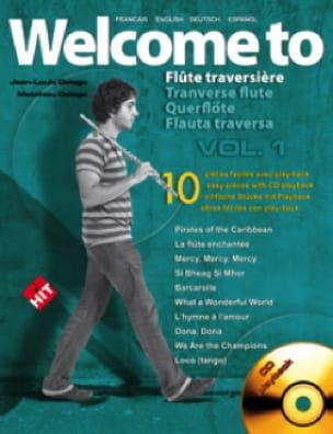 Welcome To Flûte Traversière Volume 1 - laflutedepan.com