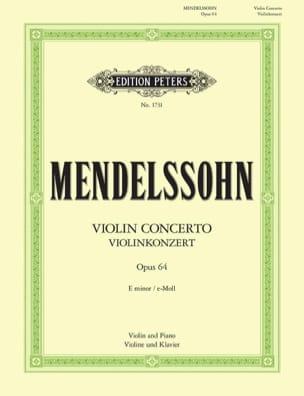 Concerto Violon op. 64 mi mineur Oistrach MENDELSSOHN laflutedepan