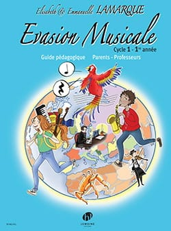 Evasion Musicale - 1ère année - Professeur laflutedepan