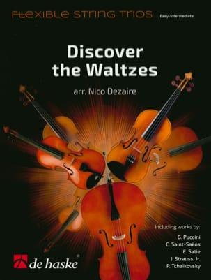 Discover the Waltzes - Trio à cordes Partition Trios - laflutedepan