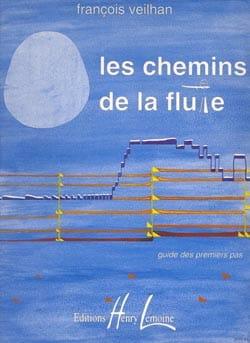 Les Chemins de la Flûte François Veilhan Partition laflutedepan